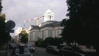 alte kirche helsinki