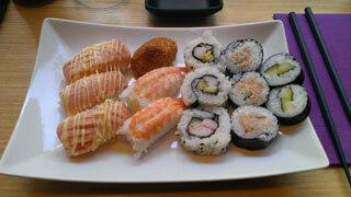 sushi in helsinki